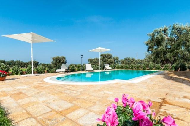 Puglia Vakantie Trullo Prive Zwembad Nabij Kust 2