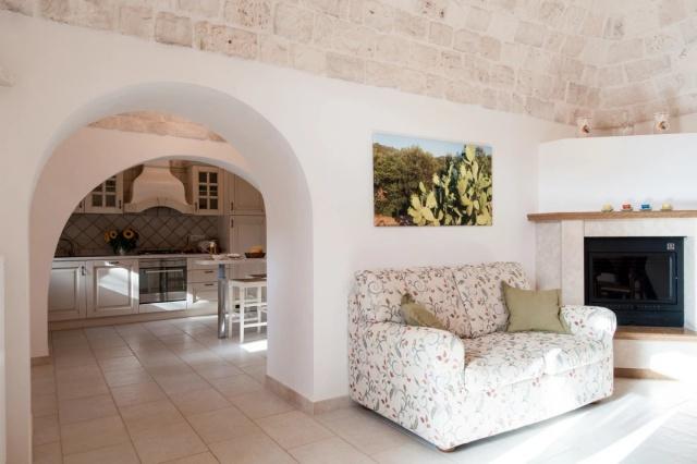 Puglia Vakantie Trullo Prive Zwembad Nabij Kust 26