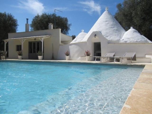 Puglia Vakanties Trullo Met Zwembad Brindisi 7 Tot 9 Personen 21
