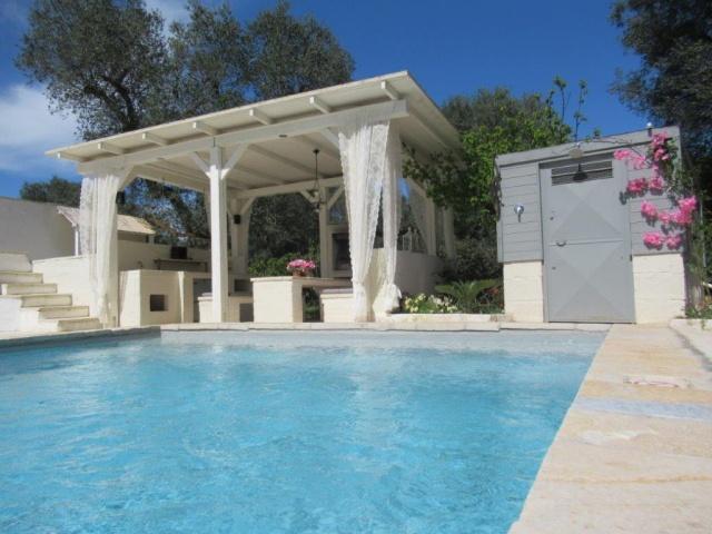 Puglia Vakanties Trullo Met Zwembad Brindisi 7 Tot 9 Personen 37