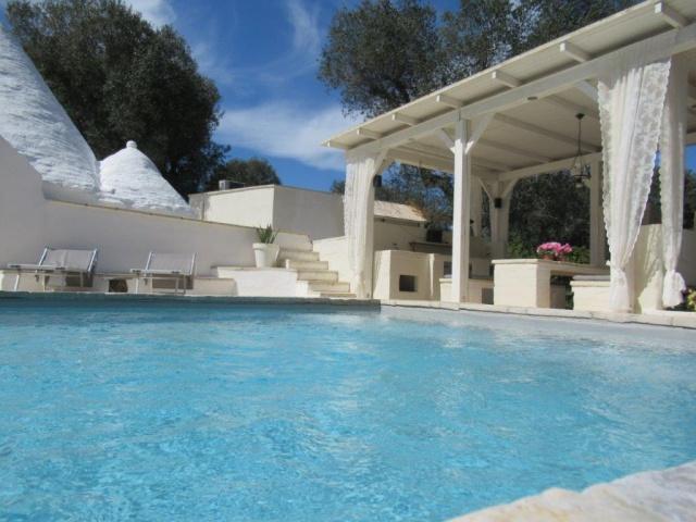 Puglia Vakanties Trullo Met Zwembad Brindisi 7 Tot 9 Personen 51