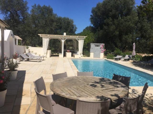 Puglia Vakanties Trullo Met Zwembad Brindisi 7 Tot 9 Personen 63