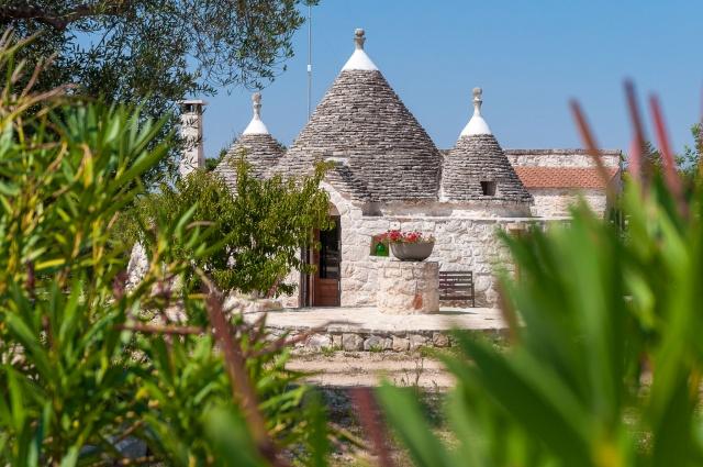 Puglia Vakanties Vakantie Trullo Met Zwembad Bij Castellana Grotte 7