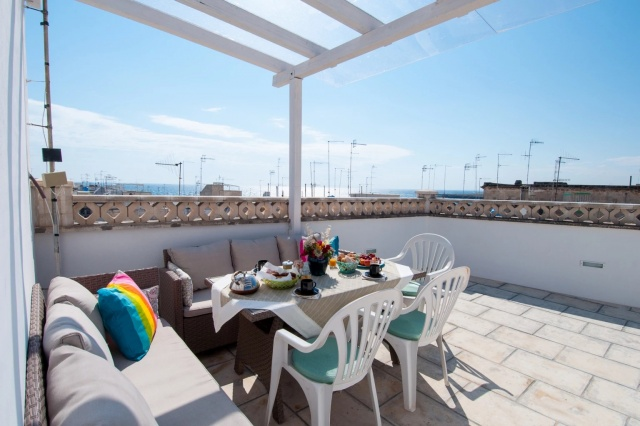 Puglia Vakantiehuis Aan Zee Bij Monopoli