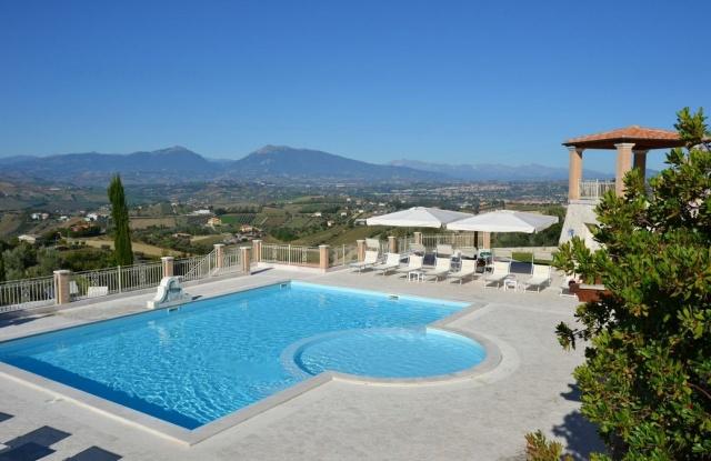 Resort Vlakbij Zee In Abruzzo 18