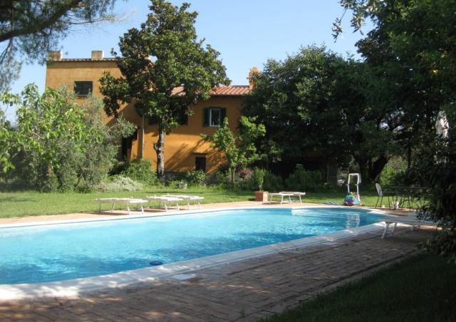Rome Tivoli Villa Voor 5 Zwembad 2
