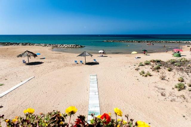 Siciliaanse Strandvakantie In Vakantiewonig Op Het Strand Nabij Donnalucata 1