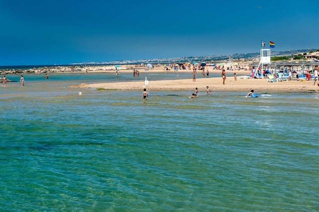 Siciliaanse Strandvakantie In Vakantiewonig Op Het Strand Nabij Donnalucata 16