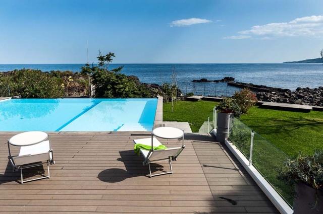 Siciliaanse Strandvakantie Vakantieappartement Met Zwembad 16