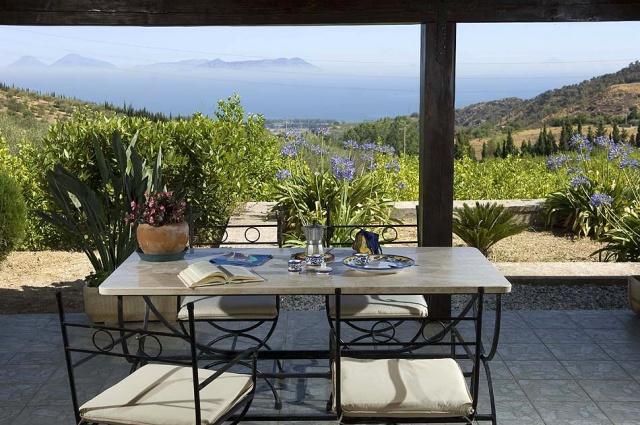 Sicilie Kleinschalige Agriturismo NabijPatti Met Zeezicht En Zwembad 10