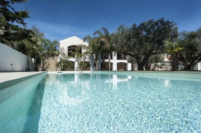 Sicilie Marsala Vakantieappartemet Strand Locatie Met Zwembad 1