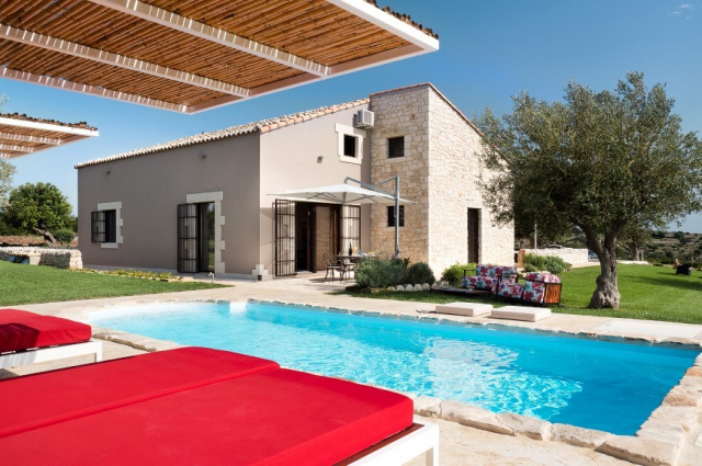 Sicilie Moderne Vakantie Villa Met Prive Zwembad Ragusa 41