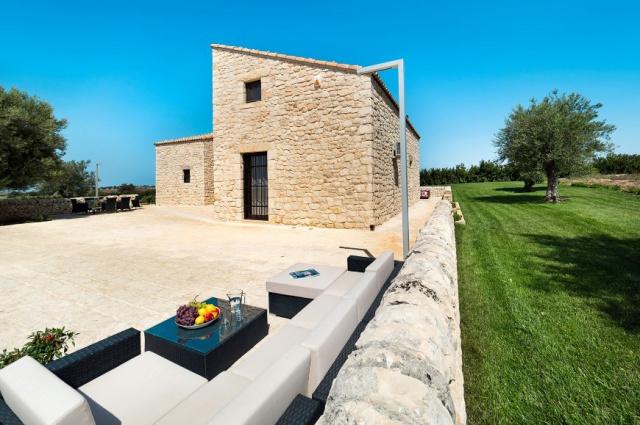 Sicilie Moderne Vakantie Villa Met Prive Zwembad Ragusa 55