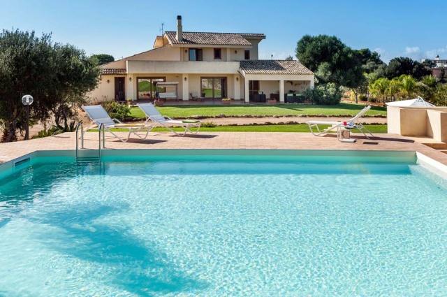 Sicilie Trapani Top Vakantie Villa Bij Marsala Met Prive Zwembad 2