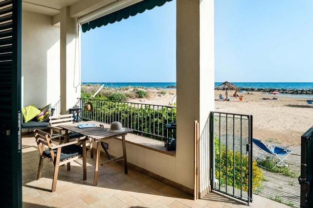 Sicilie Vakantieappartement Op Het Strand Nabij Scicli 3