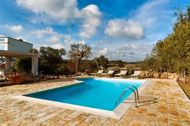 Statige Villa Puglia 3