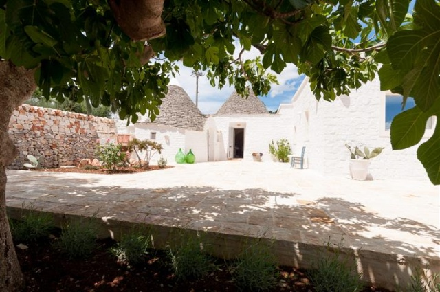 Trullo In Alberobello Voor 6p 24