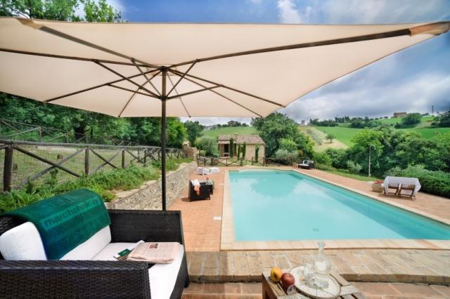 Villa 10 Personen Zuid Le Marche Zwembad 13