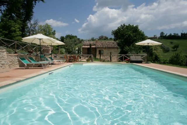 Villa 10 Personen Zuid Le Marche Zwembad 26