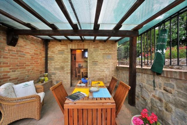 Villa 10 Personen Zuid Le Marche Zwembad 6