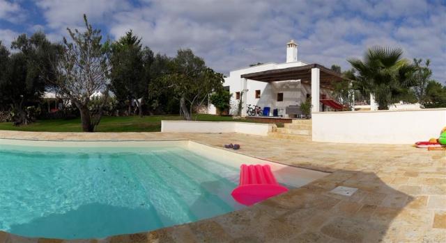 Villa Puglia 5km Van Zee 1