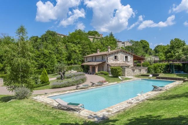 Villa Groot Zwembad Midden Le Marche 30