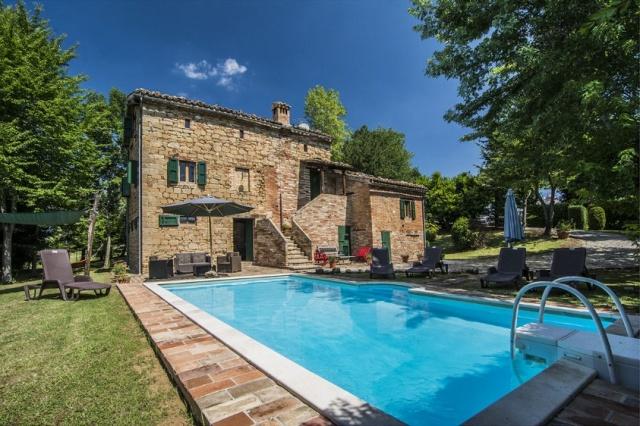 Villa Le Marche Sibillini 7