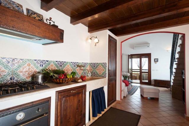 Villa Voor 8p Noord Sicilie 14