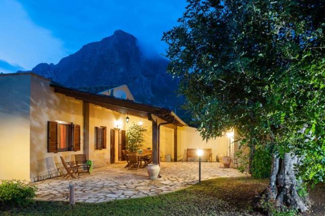 Villa Voor 8p Noord Sicilie 4
