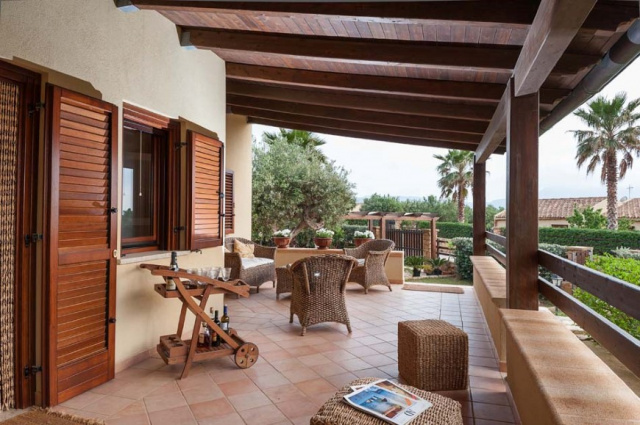 Villa Voor 8p Noord Sicilie 7