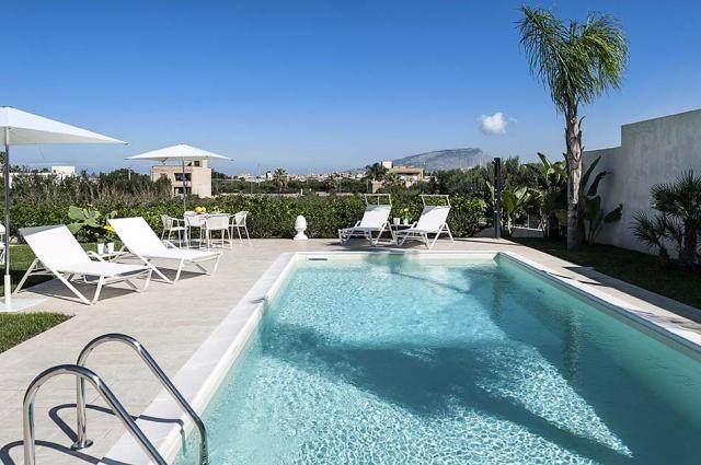 Villa Zwembad Trapani Sicilie 5