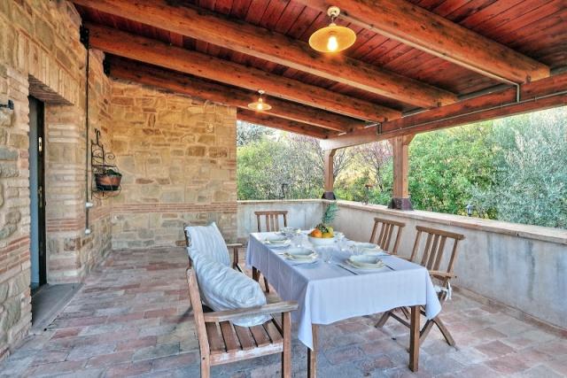 Villa Met Pool Bij San Severino Le Marche 16