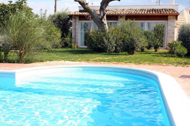 Villa Met Zwembad Op Landgoed In Puglia 1