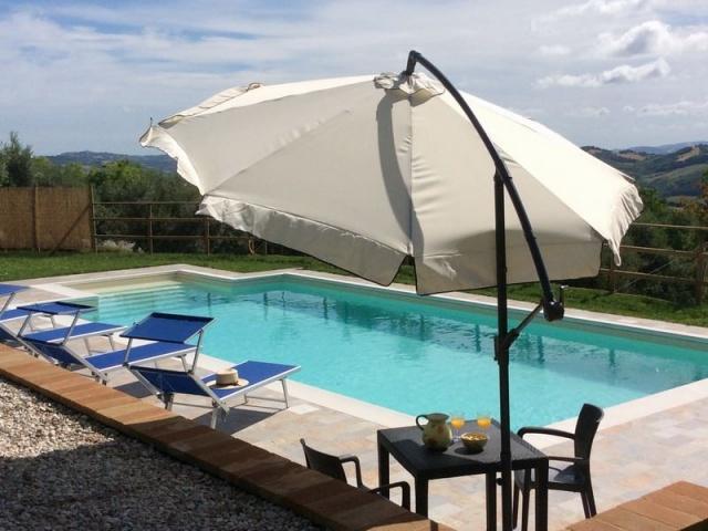 Vrijsstaand Huisje Voor 4p En Zwembad Le Marche 2