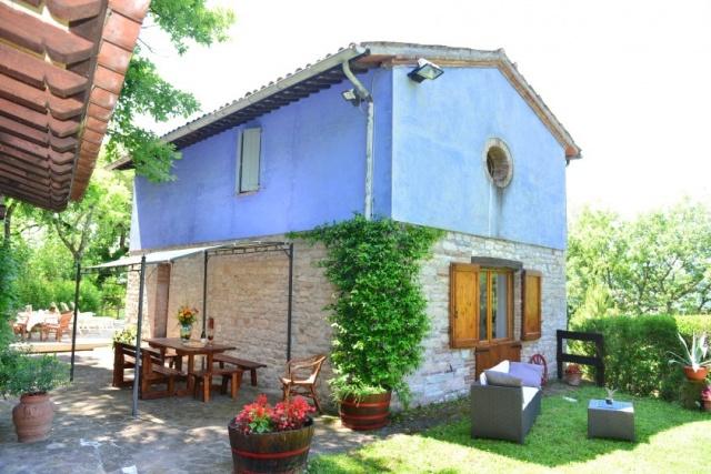 Vrijstaand Huis In Borgo Bij Fabriano 38
