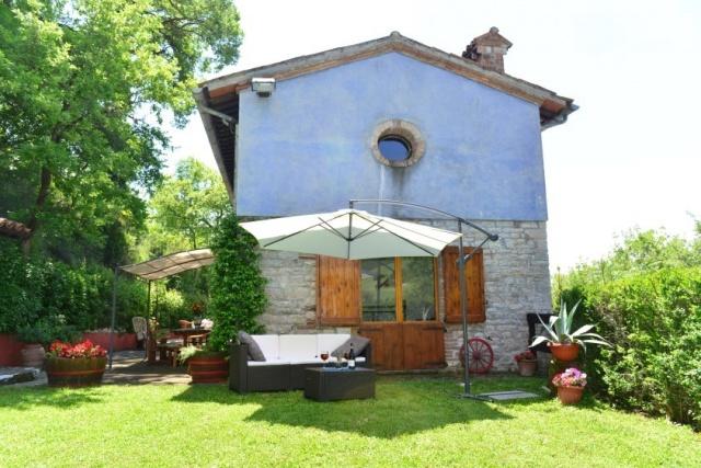 Vrijstaand Huis In Borgo Bij Fabriano 41