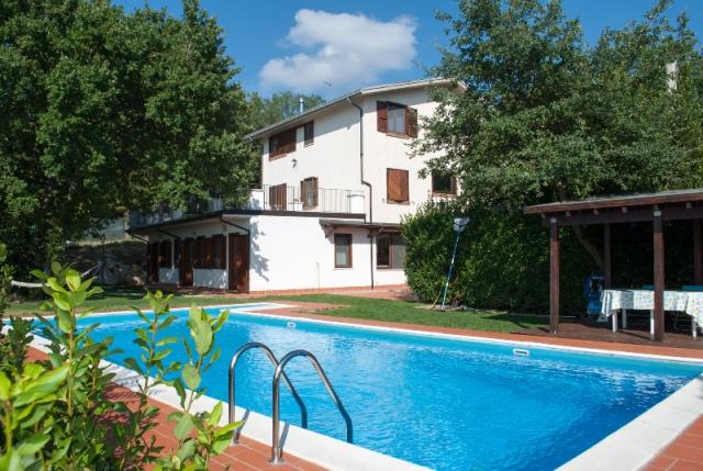 Vrijstaande Villa Abruzzo Met Zwembad 22