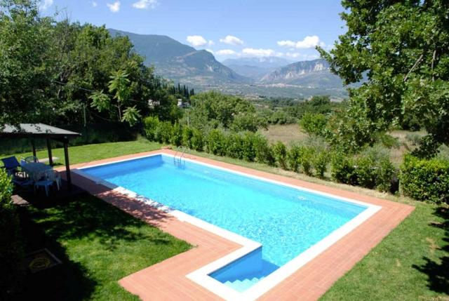 Vrijstaande Villa Abruzzo Met Zwembad 30
