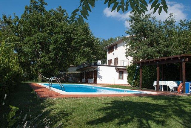 Vrijstaande Villa Abruzzo Met Zwembad 34