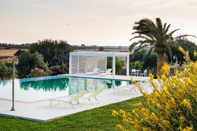 Zuid Sicilie Villa Met Infinity Zwembad 3