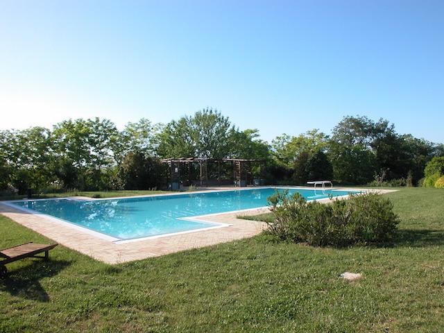 Agriturismo Abruzzo Italie Zwembad 1