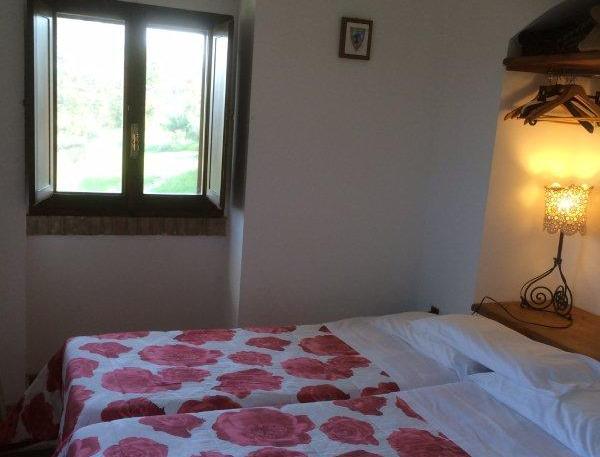 Agriturismo Abruzzo Vakanties Slaapkamer
