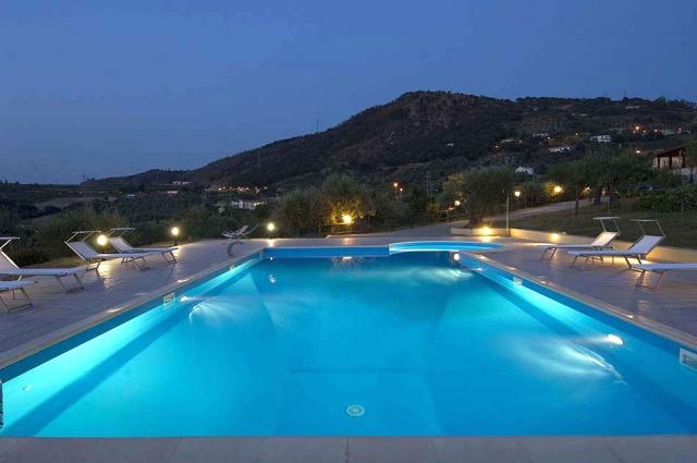 Agriturismo Sicilie Met Zwembad En Zeezicht Nabij Patti 3