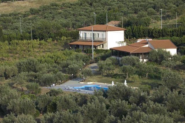 Agriturismo Sicilie Met Zwembad En Zeezicht Nabij Patti 7