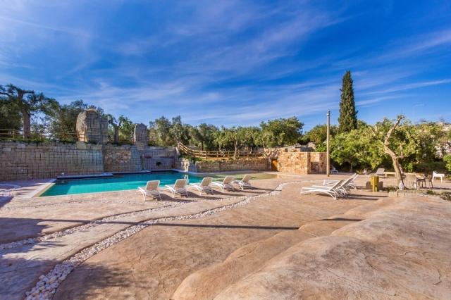 App Vakantiepark In Lecce Salento Met Groot Zwembad Puglia 02