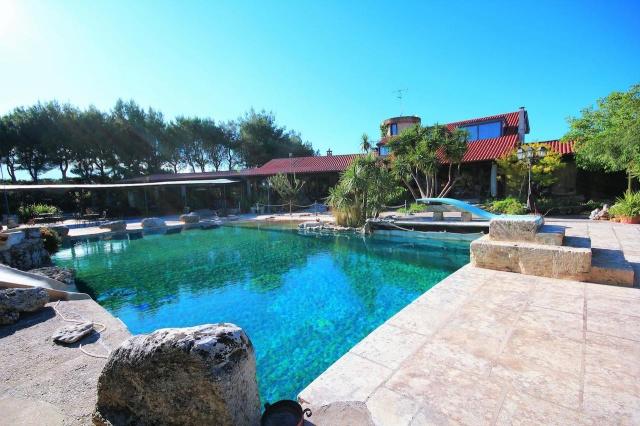 Appartement Met Gedeeld Zwembad In Lecce 1