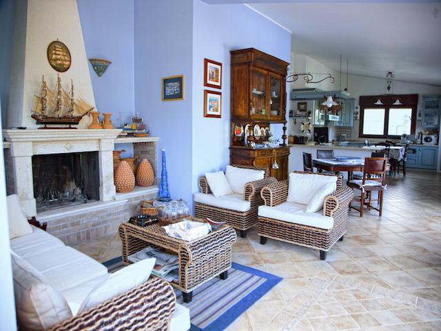 Calabrie Luxe Historische Villa Met Zwembad 11