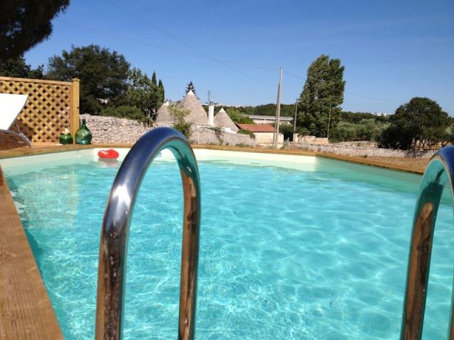 Complex Trullo Zwembad Jacuzzi Alberobello Puglia 1