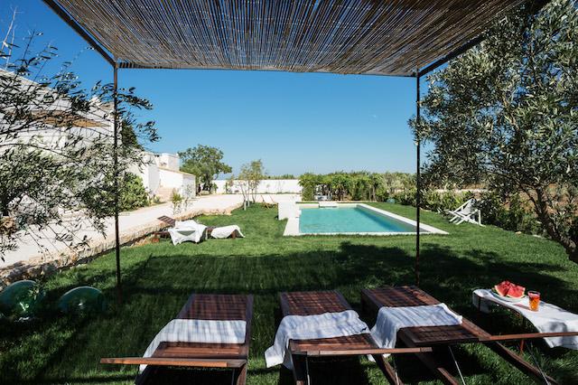 Conversano Luxe Masseria Met Prive Zwembad Puglia 3