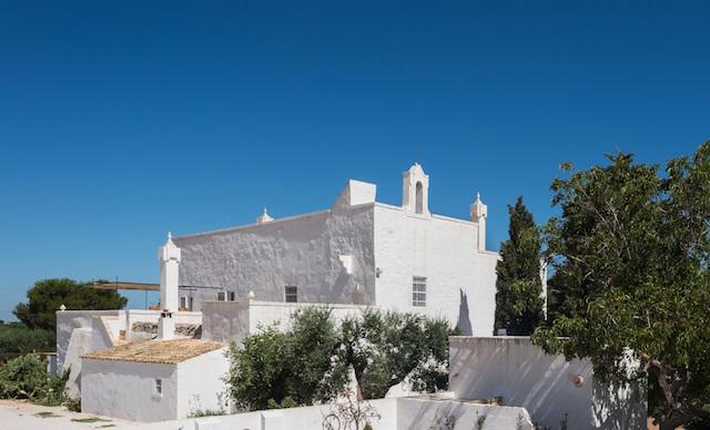 Conversano Luxe Masseria Met Prive Zwembad Puglia 6